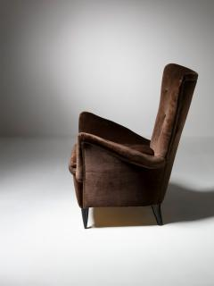 Pair of Italian 50s Lounge Chairs - 1587511