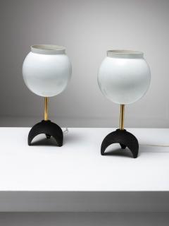 Pair of Italian 50s Table Lamps - 1310087