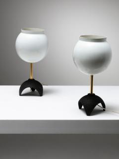 Pair of Italian 50s Table Lamps - 1310088
