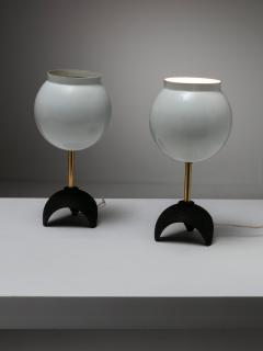 Pair of Italian 50s Table Lamps - 1310089