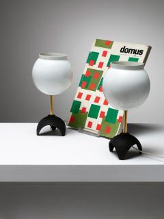 Pair of Italian 50s Table Lamps - 1310090