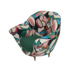 Pair of Italian Armchairs - 509794