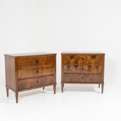 Pair of Italian Bedside Commodes - 2070194