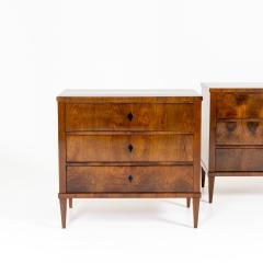 Pair of Italian Bedside Commodes - 2070195