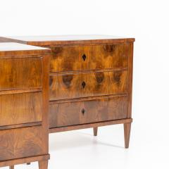 Pair of Italian Bedside Commodes - 2070196