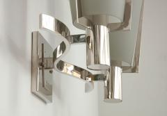 Pair of Italian Double Arm Wall Sconces - 433123