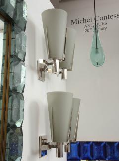 Pair of Italian Double Arm Wall Sconces - 433127