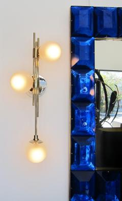 Pair of Italian Glass Wall Sconces - 1272852