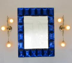 Pair of Italian Glass Wall Sconces - 1272856