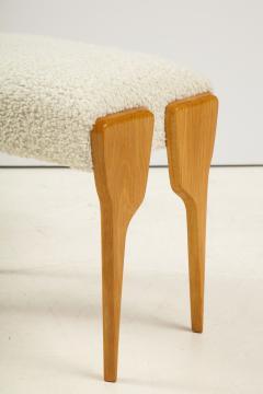 Pair of Italian Modernist Stools - 1899157