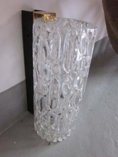 Pair of Italian Murano Glass Sconces - 1877089
