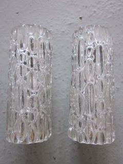 Pair of Italian Murano Glass Sconces - 1877090
