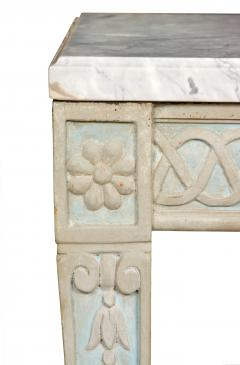 Pair of Italian Painted Side Tables - 1099972