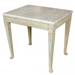 Pair of Italian Painted Side Tables - 1099973