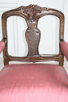 Pair of Italian Poltrone Piedmontese Armchairs - 1837540