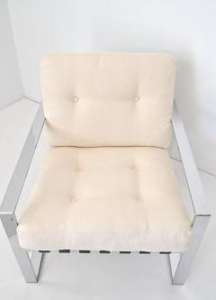 Pair of Italian Postmodern Club Chairs - 635041