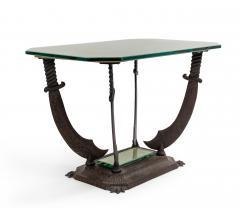 Pair of Italian Renaissance Iron Tables - 1437465
