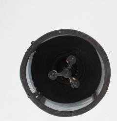 Pair of Italian Reproduction Iron and Gilt Lanterns - 1937028