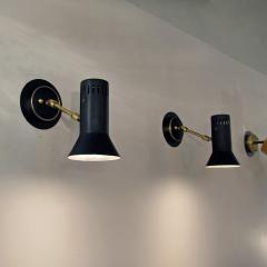 Pair of Italian Wall Lamps - 660929