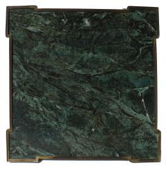 Pair of Kingwood bronze dor marble mounted side Louis XVI tables - 2042029