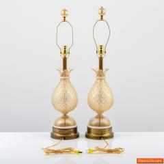 Pair of Lamps Attributed to Barovier Toso - 749950