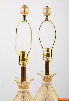 Pair of Lamps Attributed to Barovier Toso - 749952