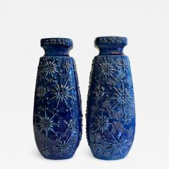 Pair of Large Mid Century Vases - 1164269