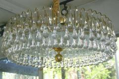 Pair of Large Moderne Light Fixtures - 657280