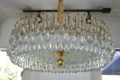 Pair of Large Moderne Light Fixtures - 657283