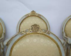 Pair of Late 18th Century Italian Neoclassic Armchairs - 1912484