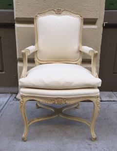Pair of Louis XIV Style Armchairs - 1160416