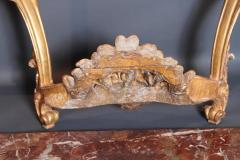 Pair of Louis XV Period Wall Mount Console Tables circa 1740 - 2003145