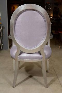 Pair of Louis XVI Style Armchairs - 1099985