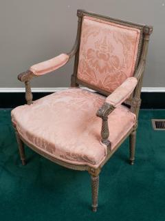 Pair of Louis XVI Style Fauteuils - 1205260