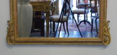 Pair of Louis XVI Style Giltwood Pier Mirrors c 1840 - 1108821