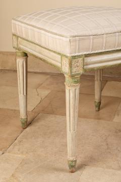 Pair of Louis XVI stools - 1833600