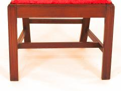 Pair of Mahogany Chippendale Side Chairs - 1019913