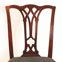 Pair of Mahogany Chippendale Side Chairs - 1019997