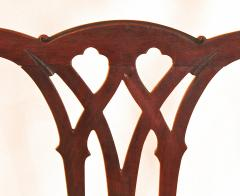 Pair of Mahogany Chippendale Side Chairs - 1019998