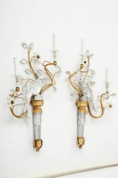 Pair of Maison Bagues Wall Sconces - 775846