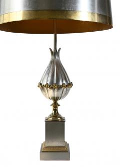 Pair of Maison Charles Mangue table lamps - 1261831