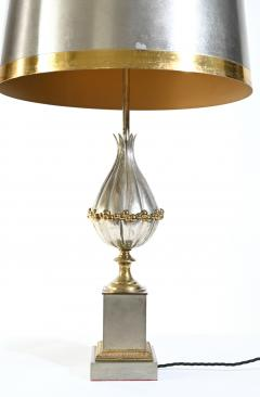 Pair of Maison Charles Mangue table lamps - 1261835