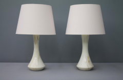Pair of Marble Table Lamps 1970s - 1858385