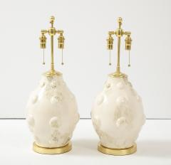 Pair of Mid Century Ceramic Lamps - 1795777