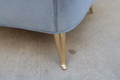 Pair of Mid Century Italian Armchairs - 2135322