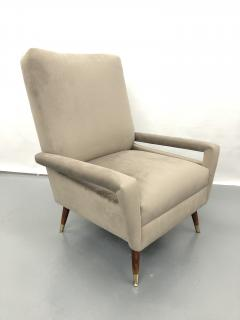 Pair of Mid Century Italian Club Chairs - 1181335