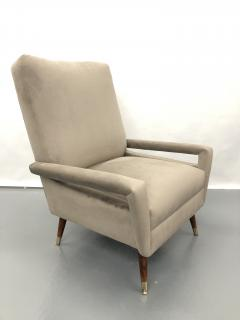 Pair of Mid Century Italian Club Chairs - 1181339
