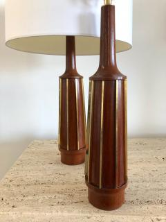 Pair of Mid Century Lamps - 1368463