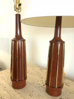 Pair of Mid Century Lamps - 1368483