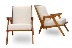 Pair of Mid Century Modern Club Chairs  - 2011304